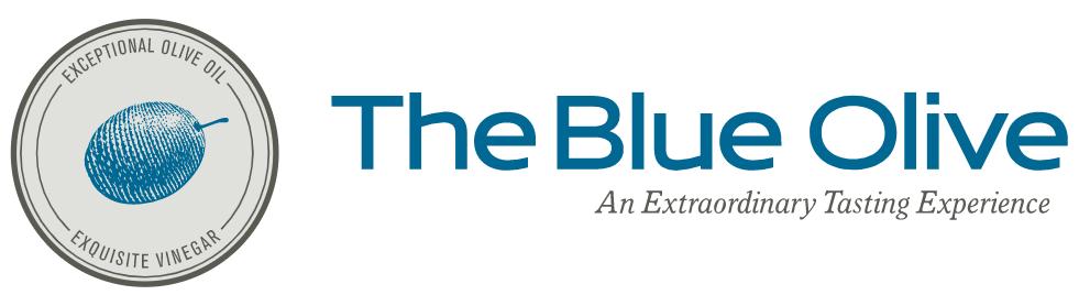 The Blue Olive Shop Logo